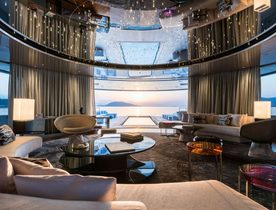 Feadship Charter Yacht SAVANNAH Opens for Christmas and New Year's