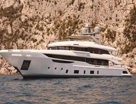 Benetti delivers flagship 44m Diamond 145 INK superyacht