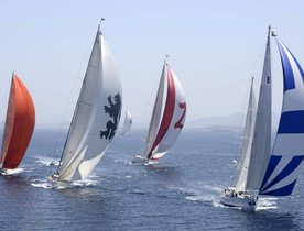 Superyacht Genevieve Wins the Dubois Cup