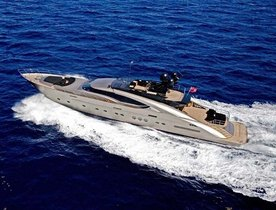 New Palmer Johnson Motor Yacht Griffin Available to Charter