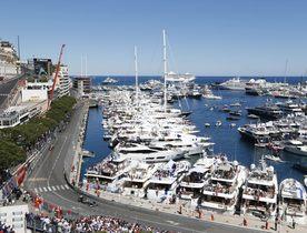 Proteksan Motor Yacht 'Costa Magna' Opens for Monaco Grand Prix 2017
