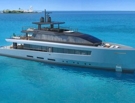 Iconic 40m Project Abaco revealed by Baglietto