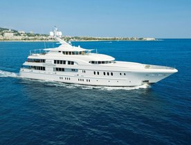 Lurssen Motor Yacht Arkley For Charter In The Mediterranean