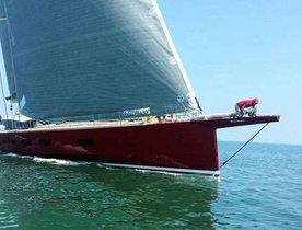 Special Intoductory Mediterranean Charter Rate on S/Y NOMAD IV