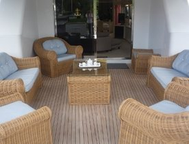 Superyacht 'Pas Encore' Special Offer in St. Tropez