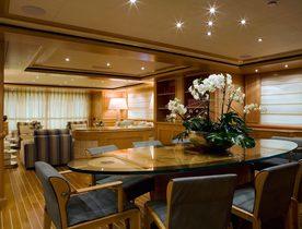 Superyacht HANA Charter Deal in Ibiza