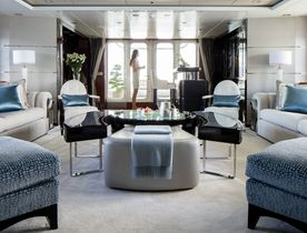 Superyacht TURQUOISE Nominated for 2015 IY&A Award
