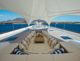 Sailing Yacht ETHEREAL Open for Charter in the Coral Triangle