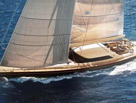 Perini Navi Sailing Yacht 'State of Grace' Opens for St Barths Bucket Charter