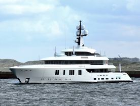 Feadship Superyacht HASNA Delivered