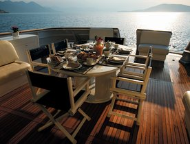 Luxury Motor Yacht OBSESION Reduces Rate for Greece Charters