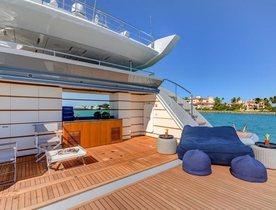Benetti Motor Yacht DREW Makes Charter Debut in the Caribbean