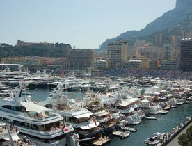 Looking Ahead to Planning a Formula One Superyacht Charter