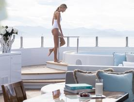 Motor Yacht TURQUOISE Unveils Early Summer Gap in Charter Calendar