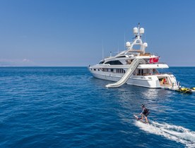 Benetti Charter Yacht AIR Shows Off New Look After Major Refit