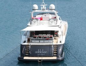 Addiction - Leopard 32 - Available for Charter