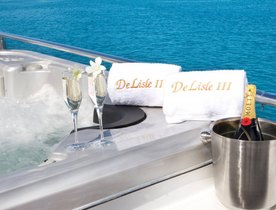 Escape to Fiji This Summer with Motor Yacht 'De Lisle III'