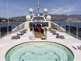 Charter Benetti Superyacht ULYSSES For Less This Winter