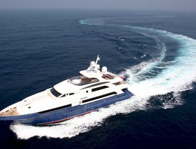 Superyacht 'Lady Leila' offers 8 days for the price of 7 in the Caribbean