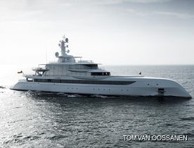 80m superyacht EXCELLENCE delivered ahead of Monaco Yacht Show debut