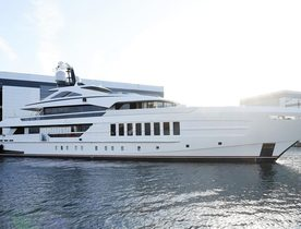 Video: Heesen superyacht VIDA, ex 'Project Antares', prepares for delivery