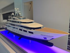 90m Oceanco superyacht Y716 spotted for first time