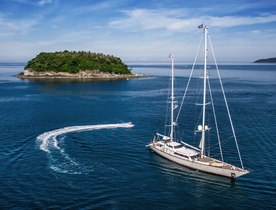 Superyacht 'Clan VI' Offers 15% Discount on all Thailand and Myanmar Charters