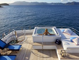 Superyacht 'Victoria Del Mar' Offers Special Rate for Caribbean Charters in Early 2016