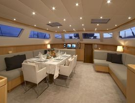 Sailing Yacht NEPHELE Available to Charter in New Zealand