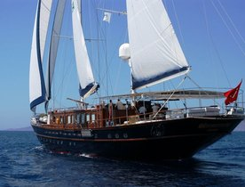 Luxury Gulet 'Sea Dream' Opens for Charter in Turkey and Greece