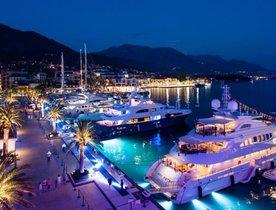 The MYBA Pop Up Show To Return To  Porto Montenegro This September