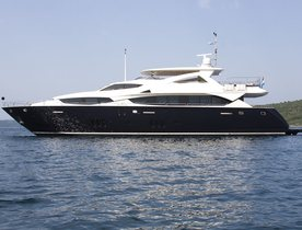 Experience the Adriatic on board luxury yacht CASSIOPEIA