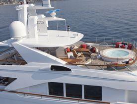 M/Y SNOWBIRD To Attend Palm Beach International Boat Show