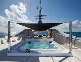 Charter Yacht IDOL available this August in the West Mediterranean
