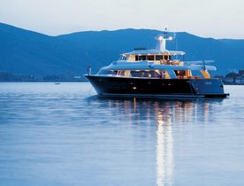 Iris Offering Special Charter Rates