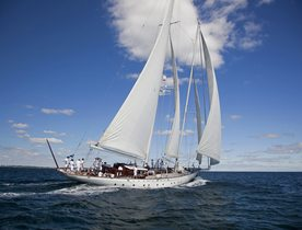 Sailing Yacht GLORIA Offers Special Deal for Caribbean Charters