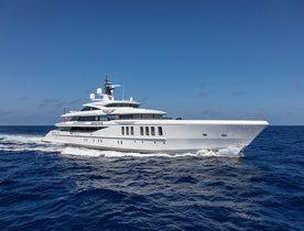 Spectre continues winning streak at World Superyacht Awards