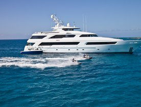 Superyacht 'VICTORIA DEL MAR II' Chartering in the Caribbean