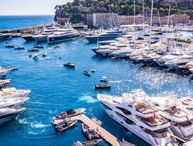 Meet the stars of Monaco Yacht Show 2019