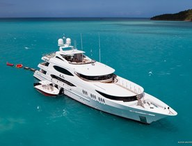 Last Minute Charters Available on Superyacht 'Mia Elise'