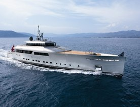 South Africa Charters with M/Y EXUMA