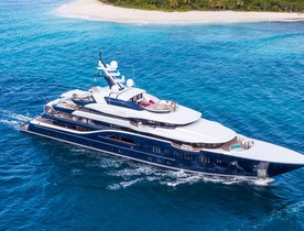 Charter Yacht SOLANDGE wins 'Best Exterior' award at the Monaco Yacht Show
