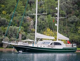 Superyacht 'Sailing Nour' Now Available for Charter