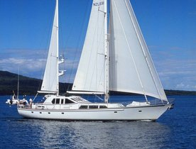 Sailing Yacht 'PACIFIC EAGLE' Offering Luxury Charters in New Zealand