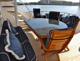 Superyacht 'Kelly Anne' Available for Charters