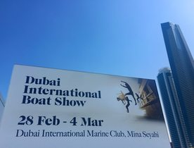 Dubai International Boat Show 2017 Gets Underway
