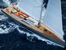 Baltic Yachts' NIKATA wins Superyacht Class at 2019 RORC Caribbean 600