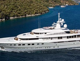 New Video of 73m Charter Yacht AXIOMA (ex. RED SQUARE)
