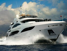 Superyacht DIANE Available for Luxury Ibiza Charters