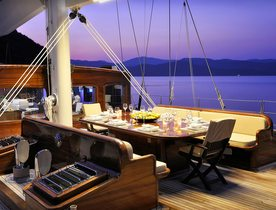 Book Sailing Yacht REGINA Now for Christmas Charters in the Caribbean
